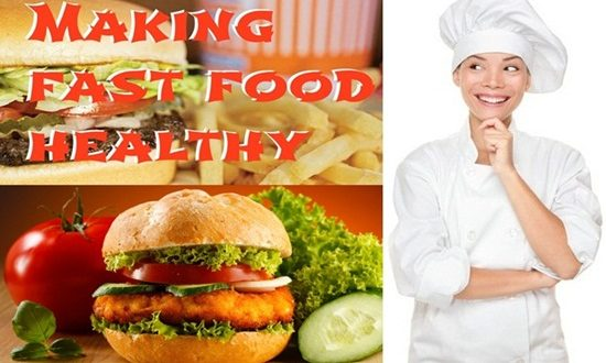 Tips for making healthier Fast Food Choices