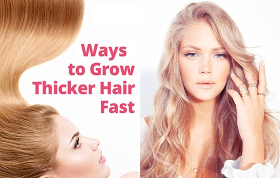 Top 4 Vitamins for Thicker Hair