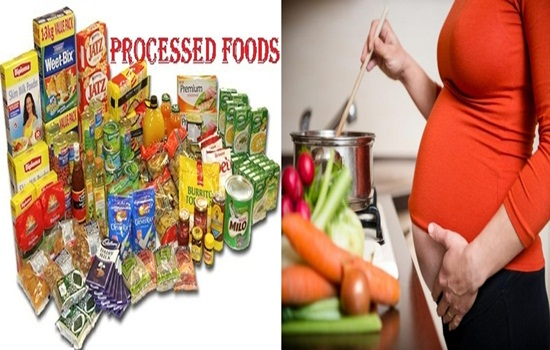 Why you Should Avoid Eating Processed Food During Pregnancy