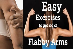 3 Simple Exercises to Tone Flabby Arms