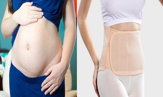 A flat tummy after a C-section is a dream no longer hard to achieve!