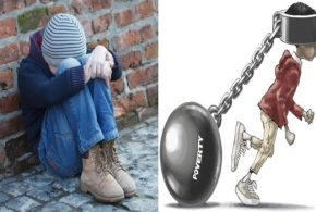 Childhood Poverty Linked to Brain Changes Related To Depression