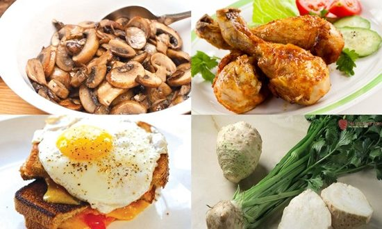 Don't Reheat These 6 Foods