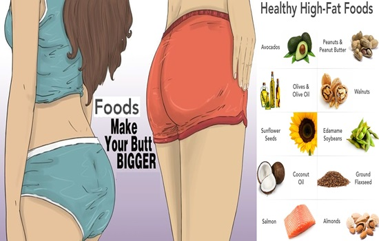 Foods that Make Your Hips Bigger