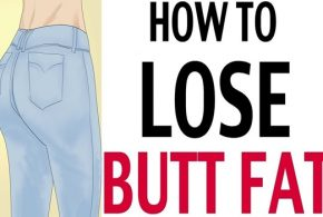Get rid of buttock fat with these useful tips