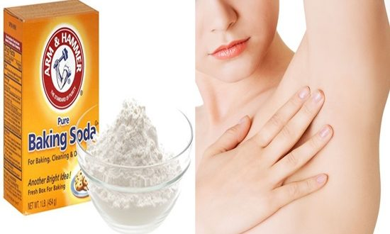 How To Lighten Dark Underarms With Baking Soda