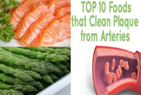 Top 6 Super Foods for Cleansing The Arteries