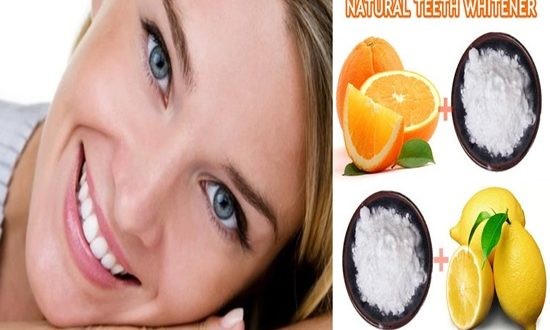 4 Natural Teeth Whitening Home Remedies