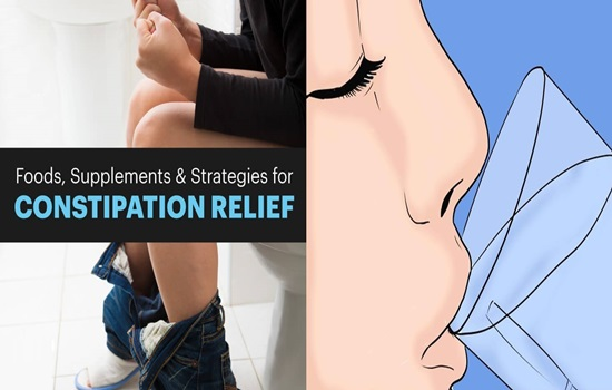 6 Amazing Ways to Relive Constipation Naturally