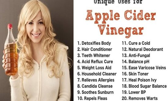 Top5 Health Benefits of Apple Cider Vinegar