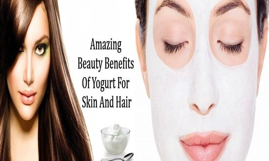 4 Amazing Beauty Benefits of Yogurt For Skin And Hair