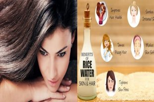 4 Ways To Use Rice Water For Better Hair And Skin