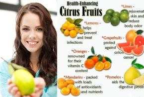 5 Benefits of Eating Citrus Fruits