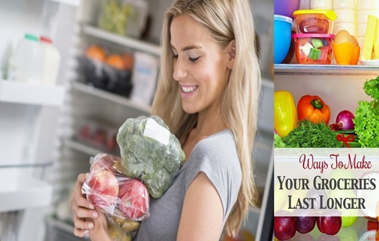 5 Smart Storage Rules To Keep Foods Fresher Longer