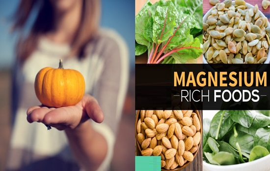 6 Foods That Are High In Magnesium