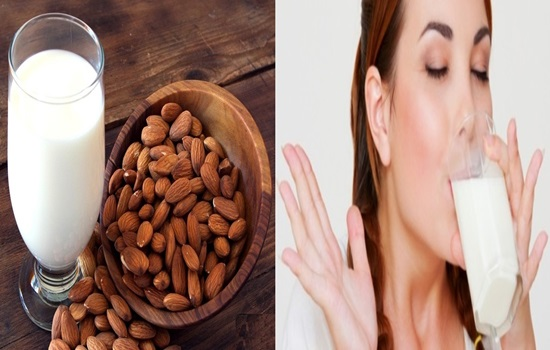 6 Health Benefits of Almond Milk