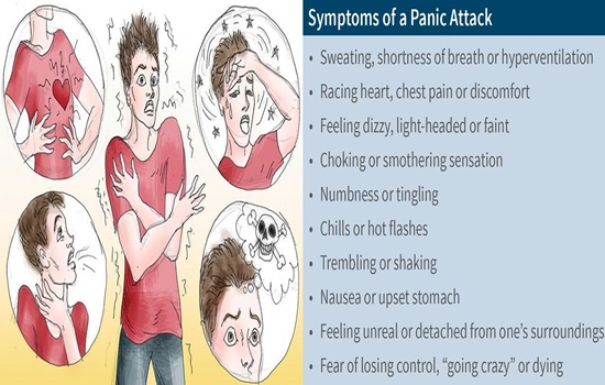 7 Signs of A Panic Attack - Health 11