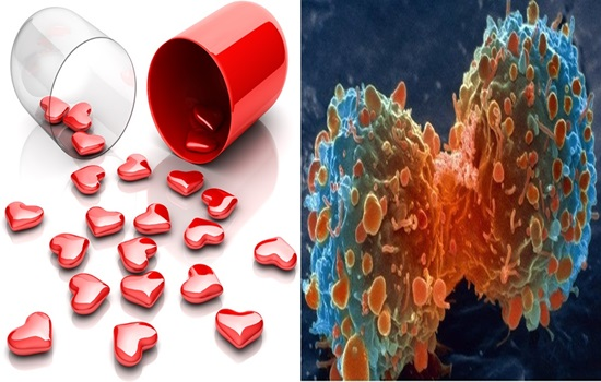 A Normal heart drug can be used to treat cancer