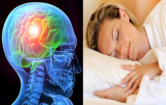 Brain trauma recovery linked to a healthy sleep pattern