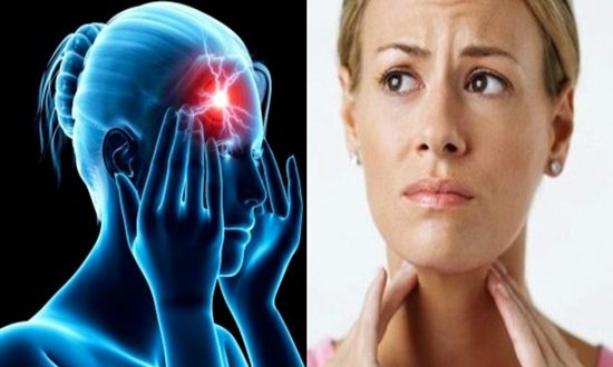 Recurring headaches linked to risks of thyroid conditions