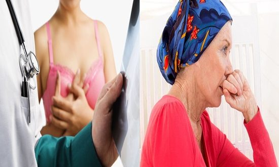 Side effects associated with breast cancer