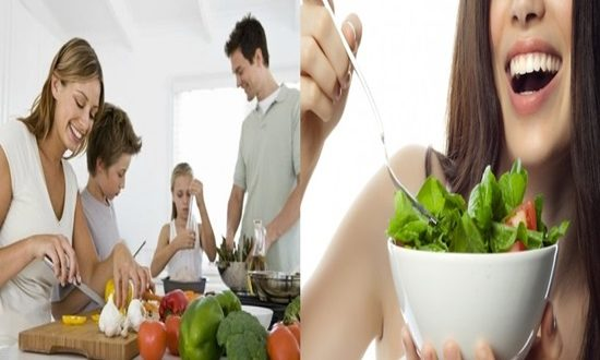 Strategies into eating right for you and your family