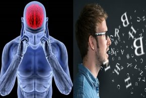Stuttering connected to decreased blood stream in brain area connected with language