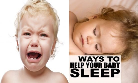 Tips to you help your children fall asleep and stay asleep