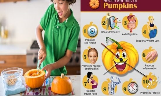 Top 6 Health Benefits Of Pumpkin