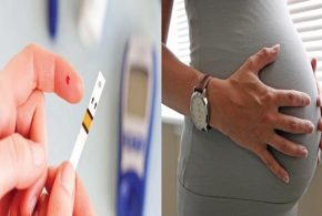 Risk of diabetes amid pregnancy affected by early period