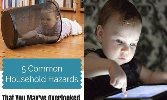 4 Household Dangers for Kids You May Be Overlooking