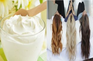4 Ways Yogurt is Good For Your Hair