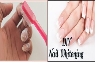5 Foolproof Ways To Lighten Your Nails