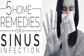 5 Home Remedies for Stuffy Nose