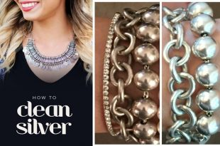 5 Super Easy Hacks To Clean Silver Naturally