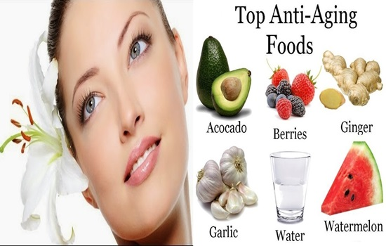 6 Anti-aging Foods For Younger Looking Skin