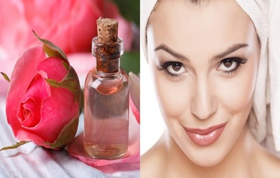 6 Easy Ways To Use Rose Water For Beautiful Skin