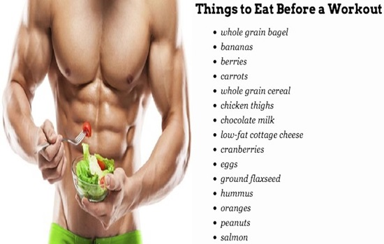 7 Best Things To Eat Before A Workout