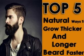 Tips on How To Grow A Thicker Beard
