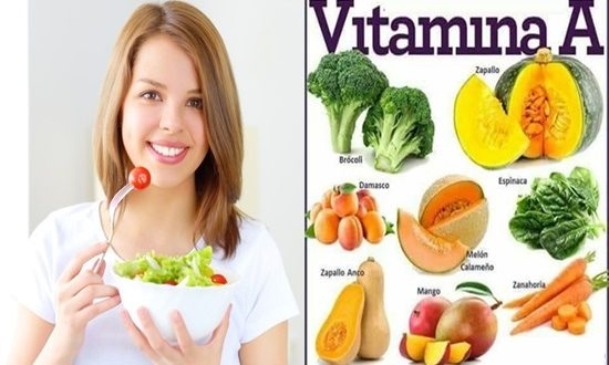Top 5 Vitamin A Rich Foods