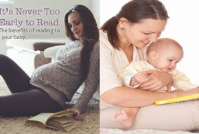 5 Stunning Benefits of Reading To Your Baby