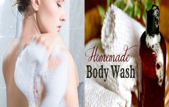 3 Simple DIY Body Washes You'll Love