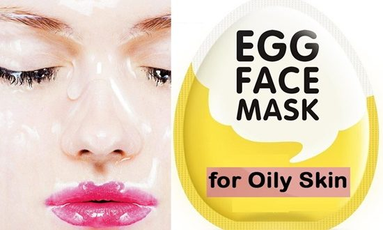 3 Super ways To Use Egg To Control Oily Skin