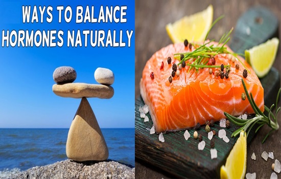 4 Effective Ways To Balance Hormones Naturally