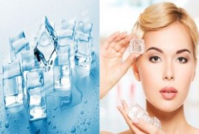5 Amazing Beauty Uses for Ice Cubes