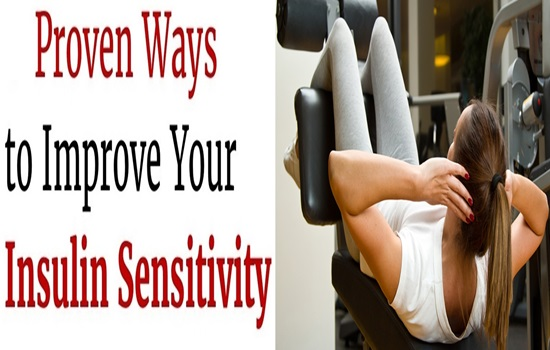 5 Natural Ways To Improve Your Insulin Sensitivity