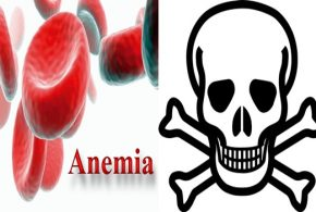 Hospital procured anemia more typical with increased danger