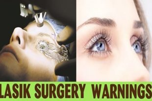 New discovery of less risk of disease with LASIK than with contacts