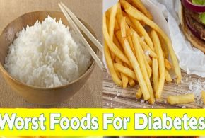4 Worst Foods For Diabetes