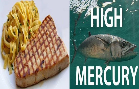 5 Foods That Are High In Mercury